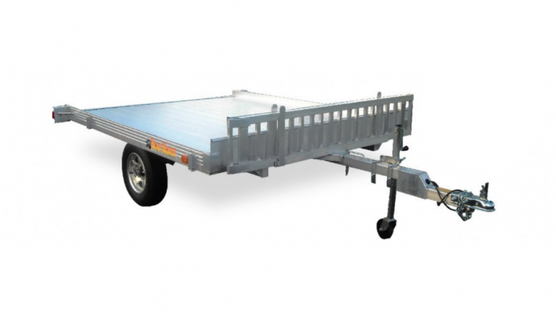 "2019 Bear Track 82"" x 144"" ATV Trailer"