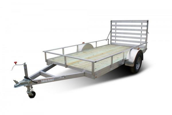 2020 ATV side Ramp Kit U 80 x 14 RW