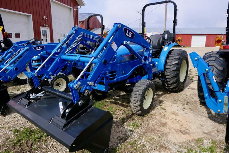 2020 LS Tractors MT225HE Compact  w/ Loader