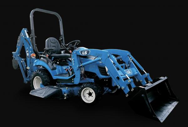 """2020 LS Tractors  MT1 60"""" MWR deck"""