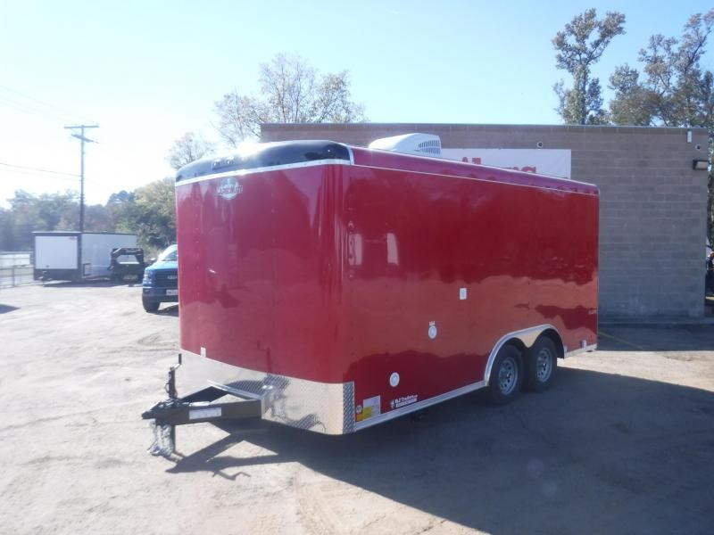 2019 Cargo Mate 8.5 x 16 Concession Vending / Concession Trailer
