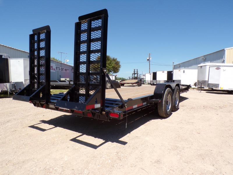 2020 Diamond C 82x22 LPX207 Equipment Trailer