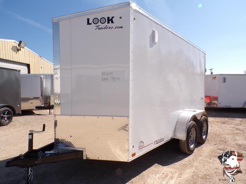 2020 Look Trailers 6 X 12 Element Enclosed Cargo Trailer