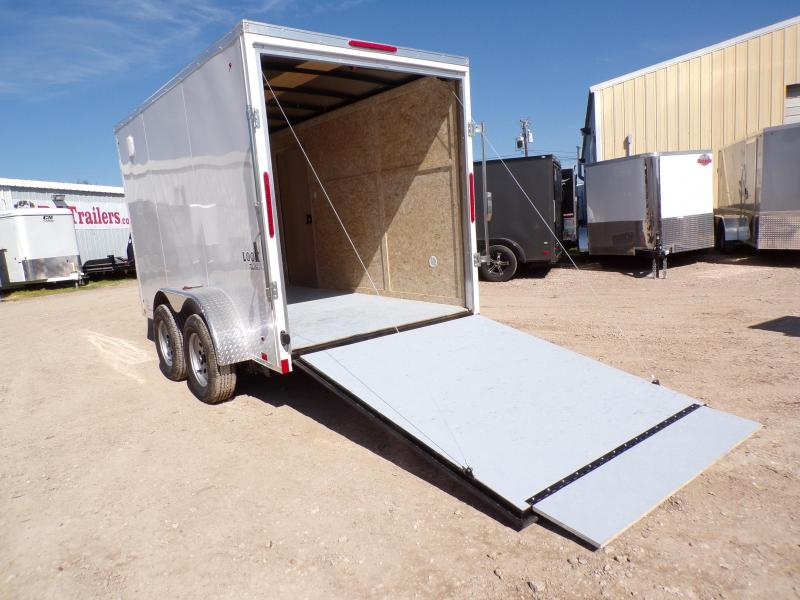 2020 Look Trailers 6 X 12 Element Enclosed Cargo Trailer