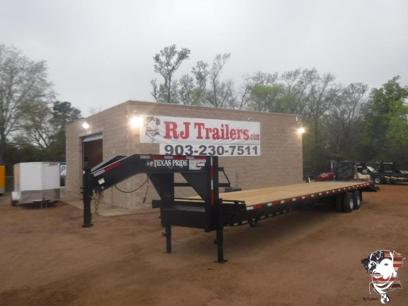 2020 Texas Pride Trailers 102 x 40 Goose-neck Utility Trailer