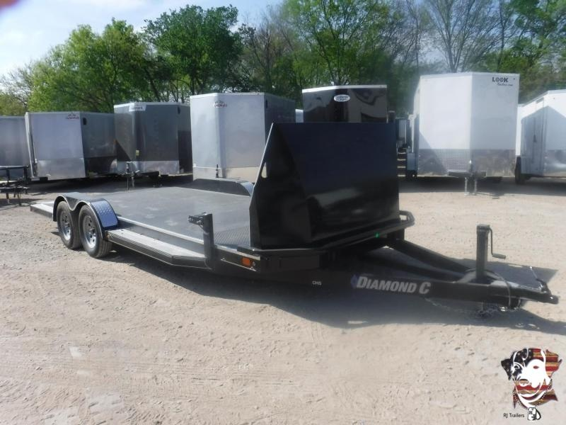2019 Diamond C Trailers 83 x 20 CHS235 Car / Racing Trailer