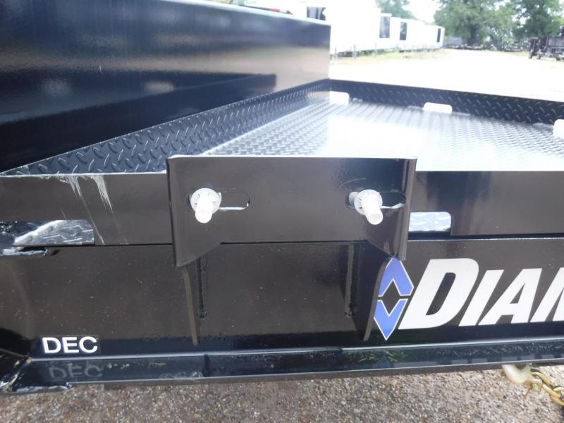 2019 Diamond C Trailers 102 x 20 DEC207 Equipment Trailer