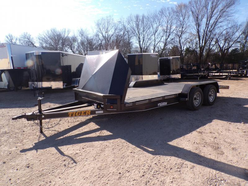 2020 Tiger 83 x 18 Car / Racing Trailer