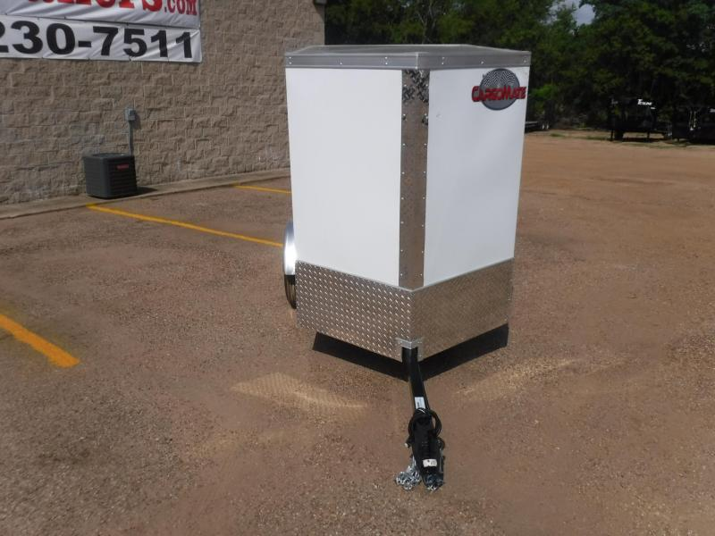 2020 Cargo Mate 4 x 6 E-series Enclosed Cargo Trailer