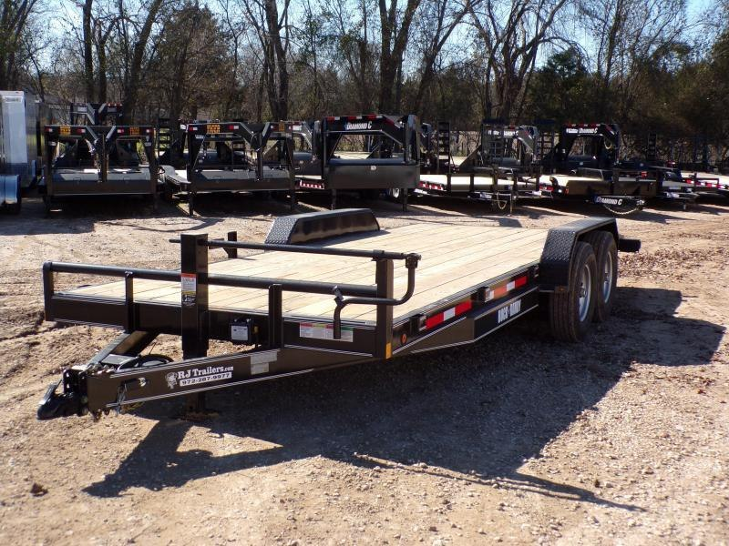 2020 Buck Dandy 83 x 20 Utility Trailer