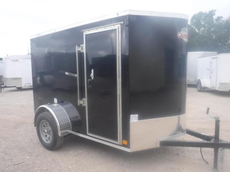 2020 Cargo Mate 5 x 8 LEE Enclosed Cargo Trailer