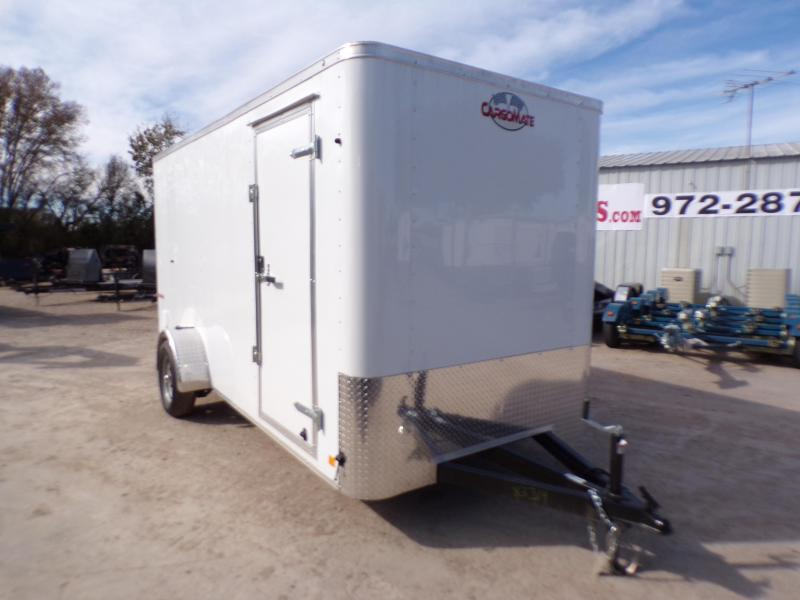 2020 Cargo Mate 6 x 14 SA E-Series Enclosed Cargo Trailer