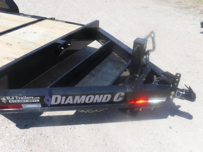 2018 Diamond C Trailers 82 x 20 HDT207 Equipment Trailer