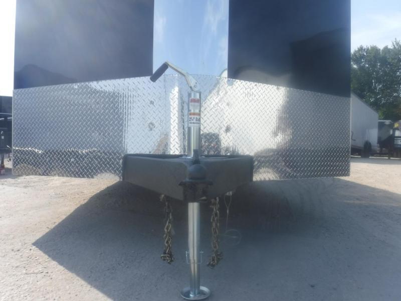 2019 Haulmark 8.5 x 24 Transport Enclosed Cargo Trailer