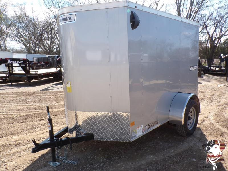 2020 Haulmark 5 x 8 Passport DX Enclosed Cargo Trailer