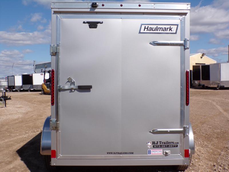 2020 Haulmark 5 x 8 Passport DX Enclosed Cargo Trailer