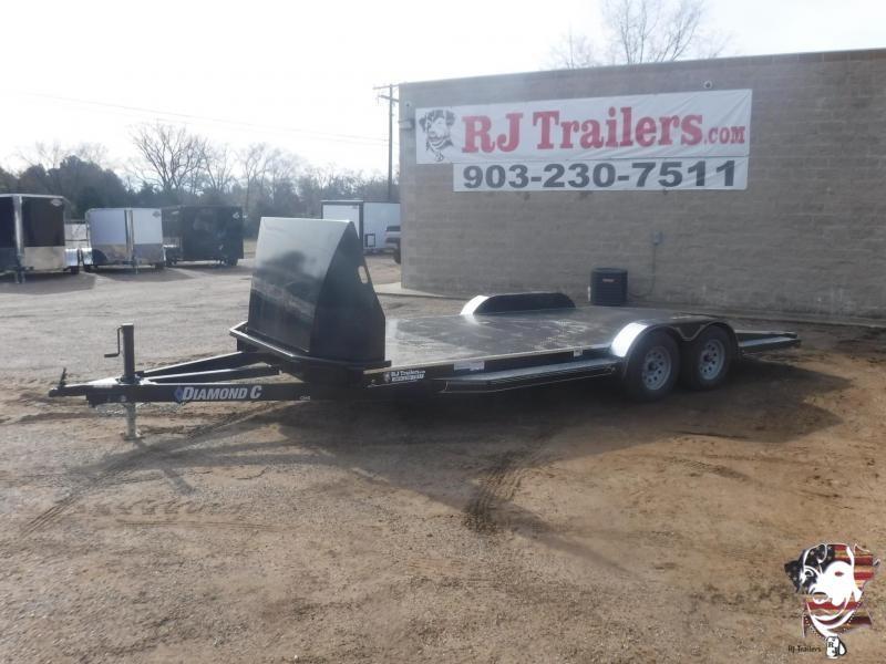 2020 Diamond C Trailers 83 x 20 CHS235 Car / Racing Trailer