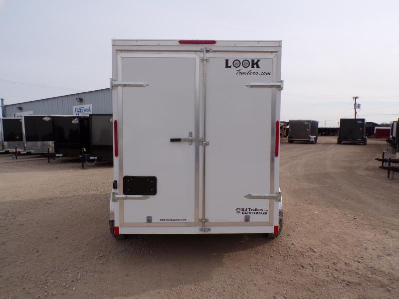 2020 Look Trailers 6 x 12 TA Enclosed Cargo Trailer