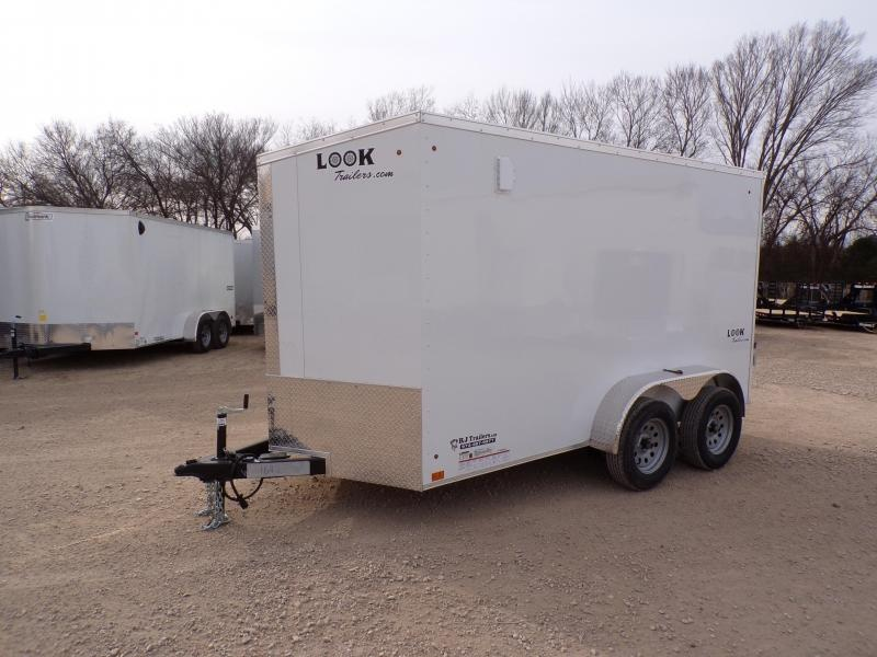 2020 Look Trailers 6 x 12 TA Enclosed Cargo Trailer