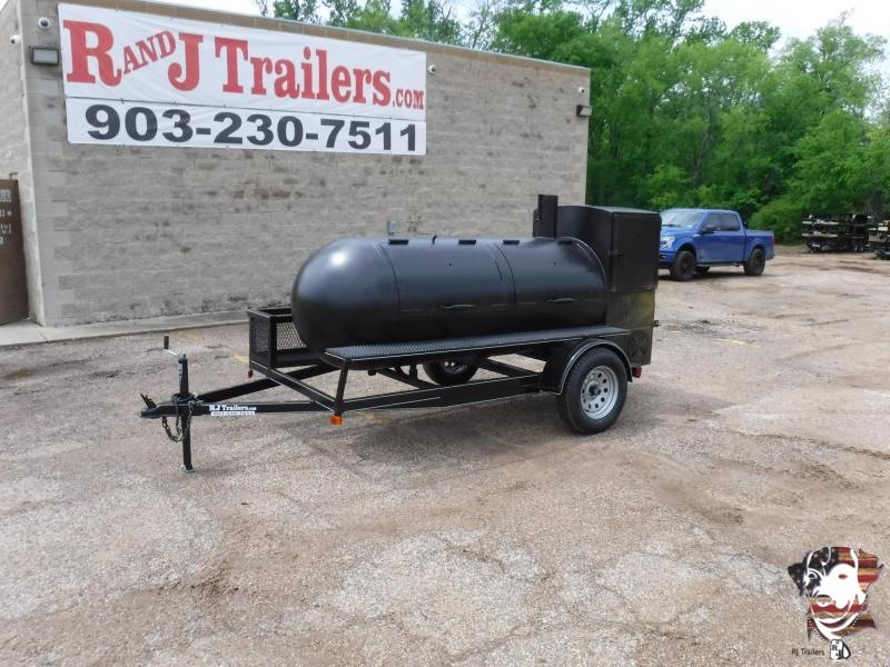 2019 Other 500 Gal. Smoker Vending / Concession Trailer