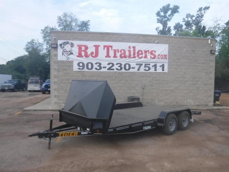 2020 Tiger 83 x 18 Car / Racing Trailer in  Witts Springs, AR