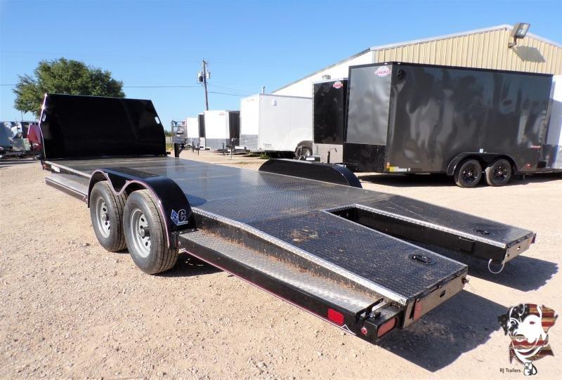 2020 Diamond C Trailers 82 x 22 CHS252 Car / Racing Trailer