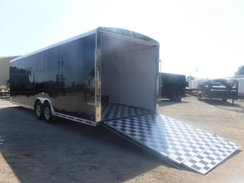 2020 Cargo Mate 8.5 x 28 Qualifier Enclosed Cargo Trailer