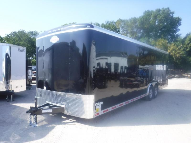 2020 Cargo Mate 8.5 x 28 Qualifier Enclosed Cargo Trailer