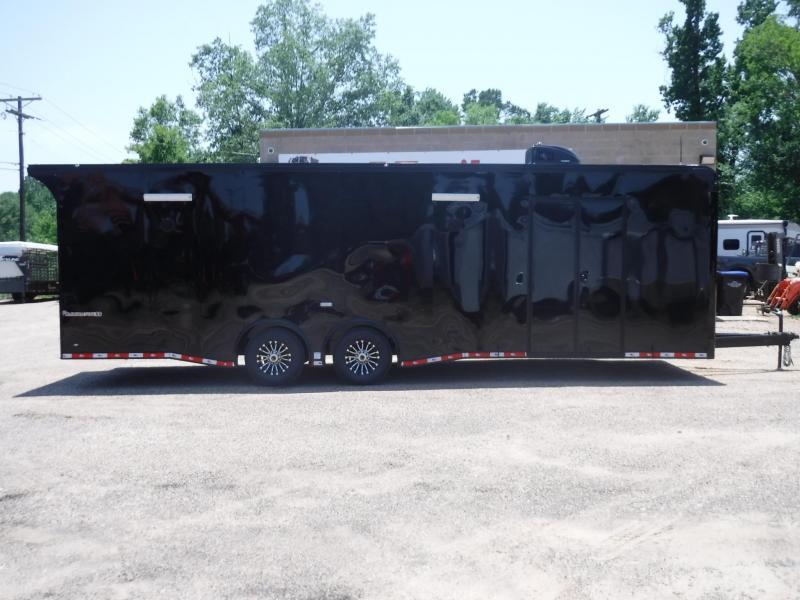 2020 Cargo Mate 8.5 x 28 Eliminator Car / Racing Trailer