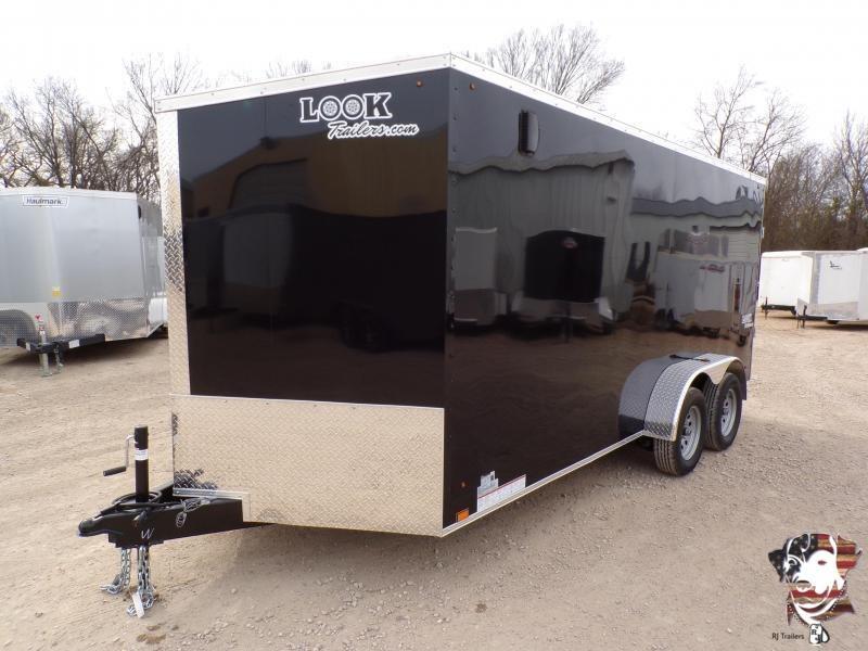 2020 Look Trailers 7 x 16 Element SE Enclosed Cargo Trailer
