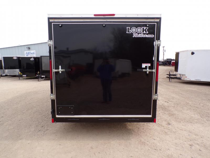 2020 Look Trailers 7 x 16 Element SE Enclosed Cargo Trailer