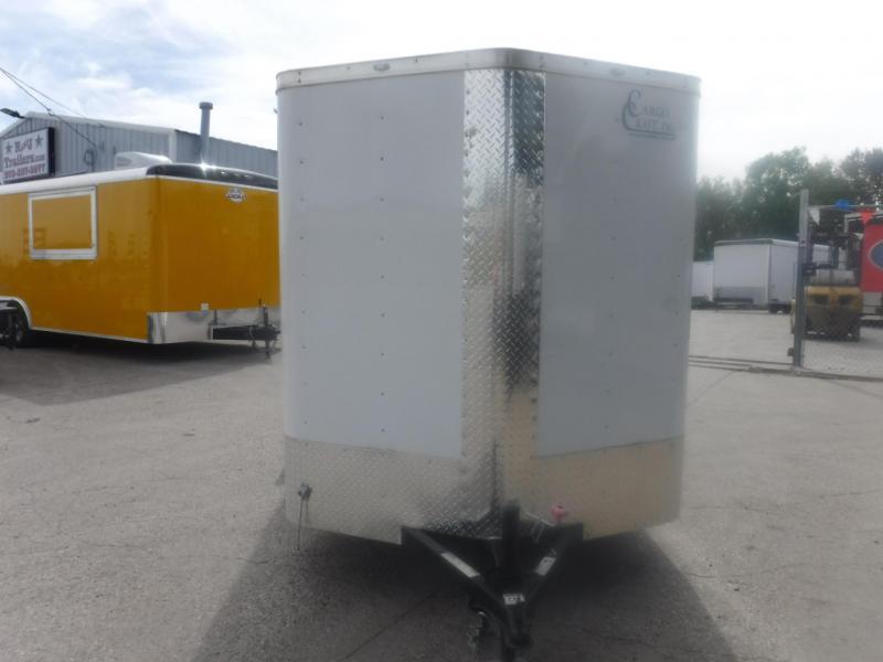 2018 Cargo Craft 6 x 12 Elite-V SA Enclosed Cargo Trailer