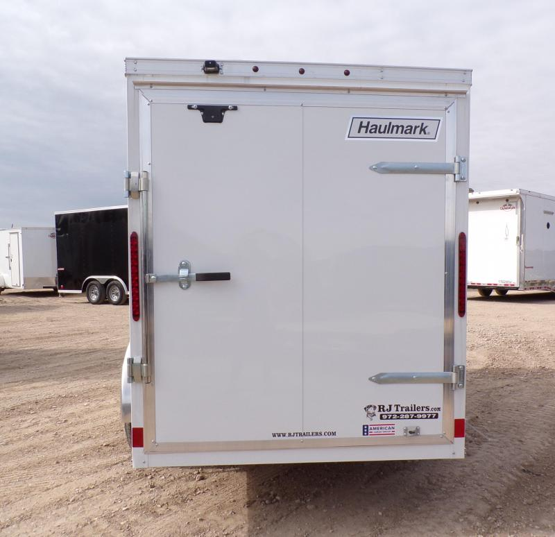 2020 Haulmark 5 x 10  Passport DX Enclosed Cargo Trailer
