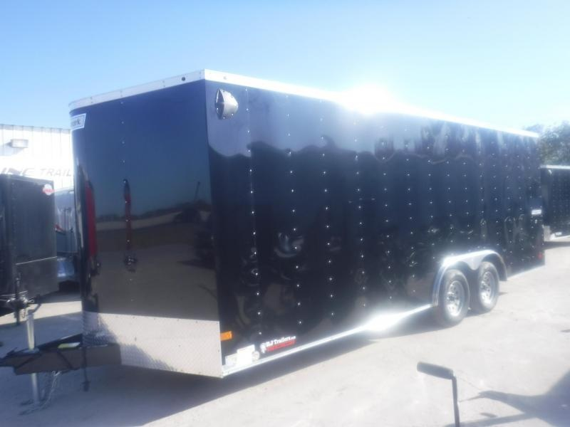 2020 Haulmark 8.5 x 20 Passport Deluxe Enclosed Cargo Trailer