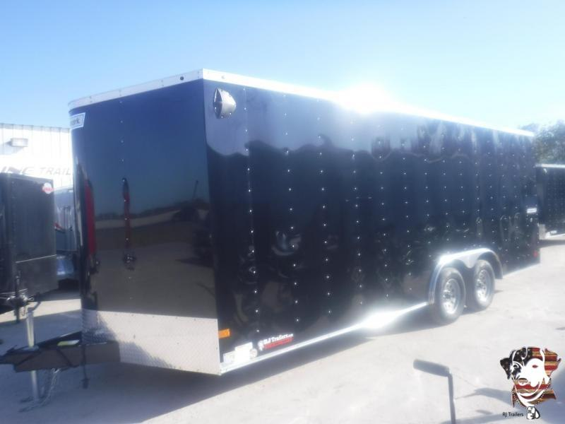 2020 Haulmark 8.5 x 20 Passport Deluxe Enclosed Cargo Trailer