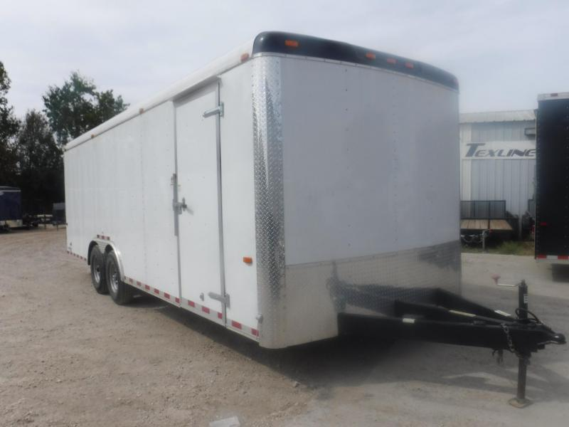 2016 Cargo Craft 8.5 x 24 Expedition Enclosed Cargo Trailer