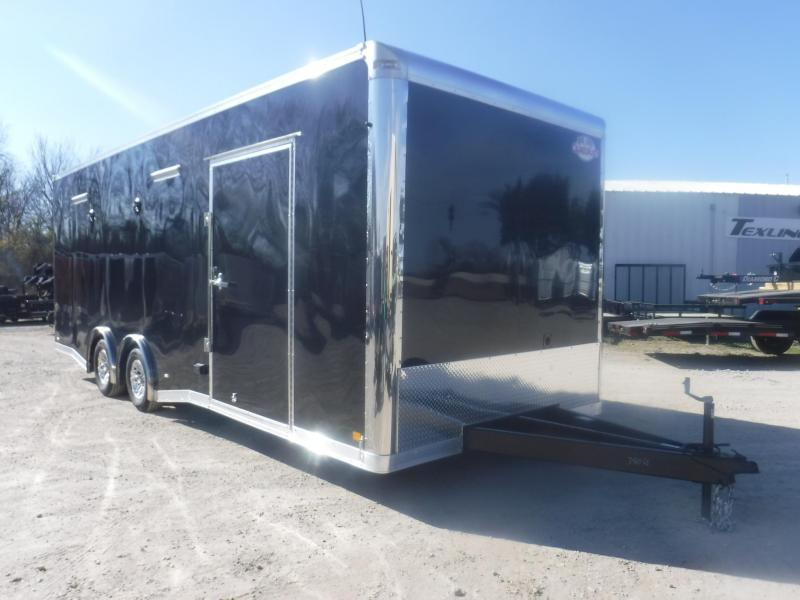 2020 Cargo Mate 8.5 x 24 NS Car / Racing Trailer