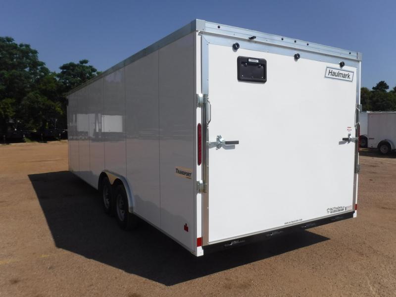 2019 Haulmark 8.5 x 24 Transport Car / Racing Trailer