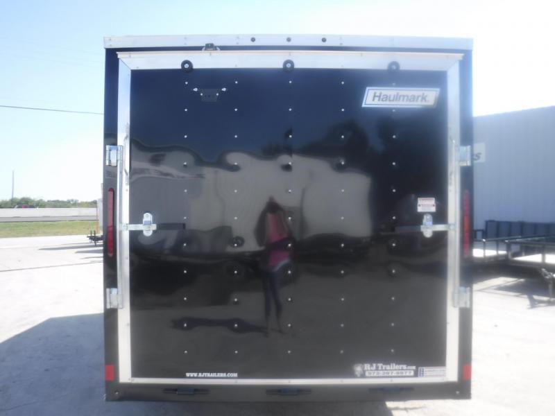 2019 Haulmark 7 X 14 Passport Deluxe Enclosed Cargo Trailer