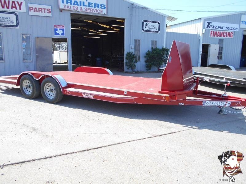 2020 Diamond C Trailers 83 x 20 12CHS Car / Racing Trailer
