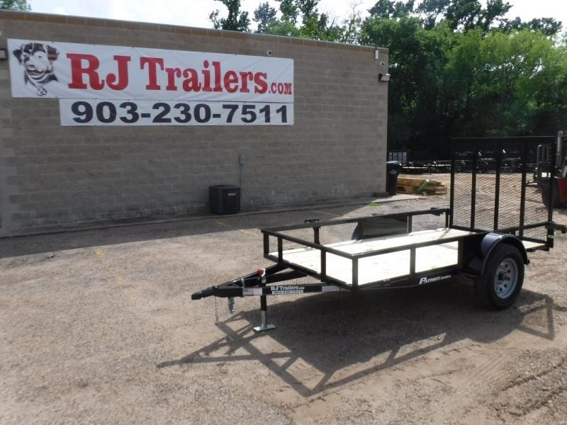 2019 TexLine 5 x 8 Patriot Utility Trailer