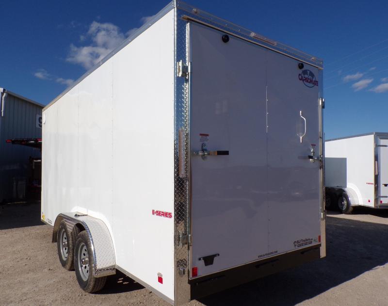 2020 Cargo Mate 7x16 E-Series Enclosed Cargo Trailer