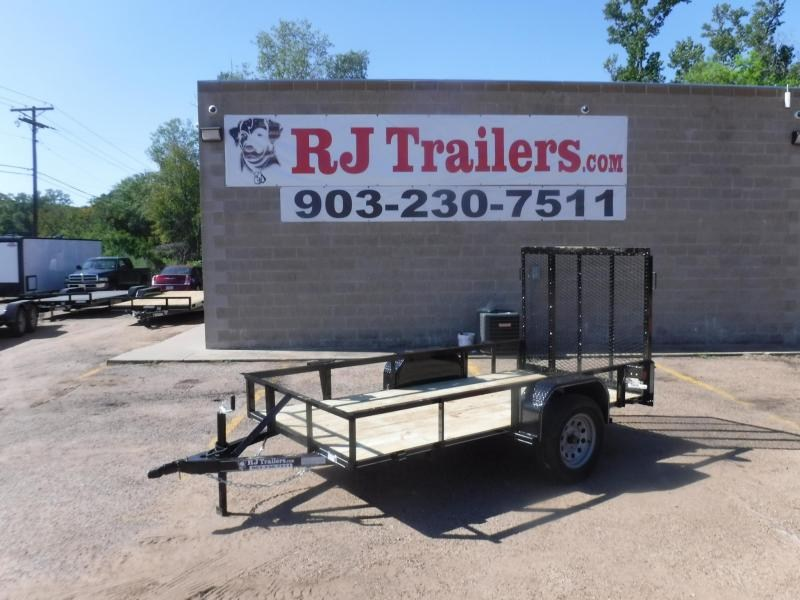 2019 Tiger 5 x 10 Econo Utility Trailer in  Witts Springs, AR