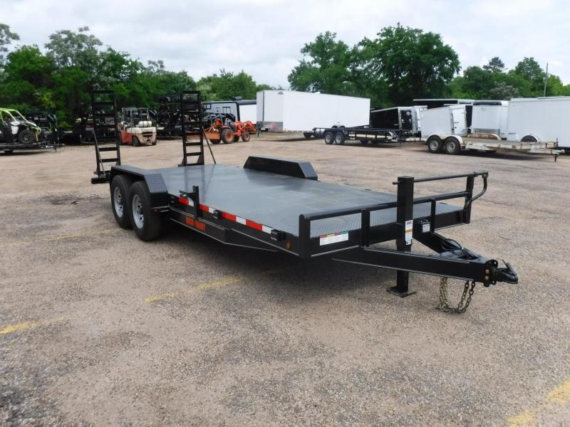 2019 Buck Dandy 82 x 20 Bobcat Equipment Trailer