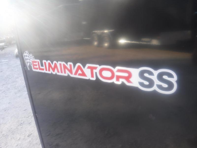 2019 Cargo Mate 8.5 x 28 Eliminator Car / Racing Trailer