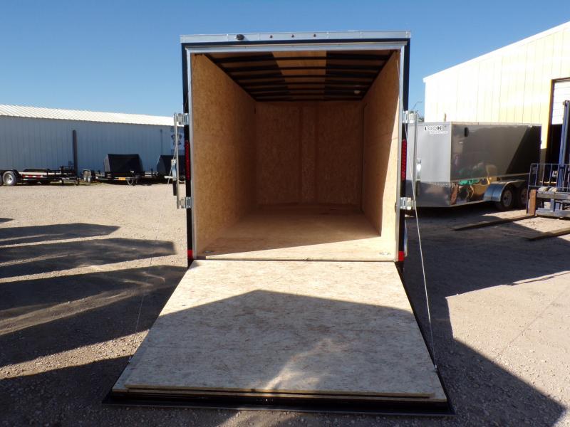2020 Haulmark 7 x 16 Passport Deluxe Enclosed Cargo Trailer
