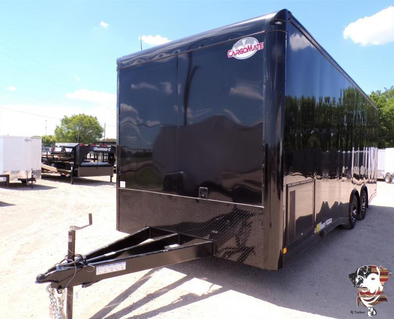 2021 Continental Cargo  8.5 x 24 NS Car / Racing Trailer
