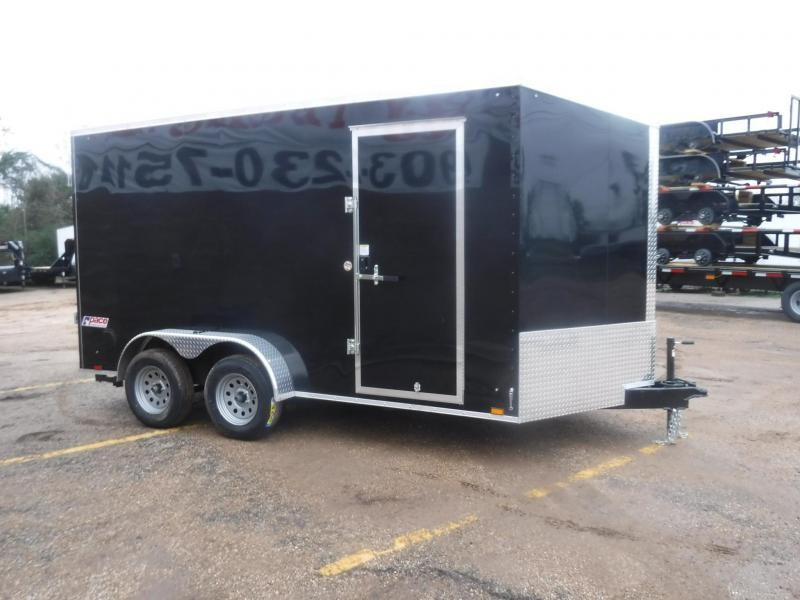 2020 Pace American 7 x 14 Pace Journey Enclosed Cargo Trailer