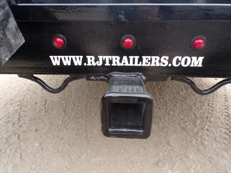 2020 TexLine 83 x 24 Bobcat Equipment Trailer