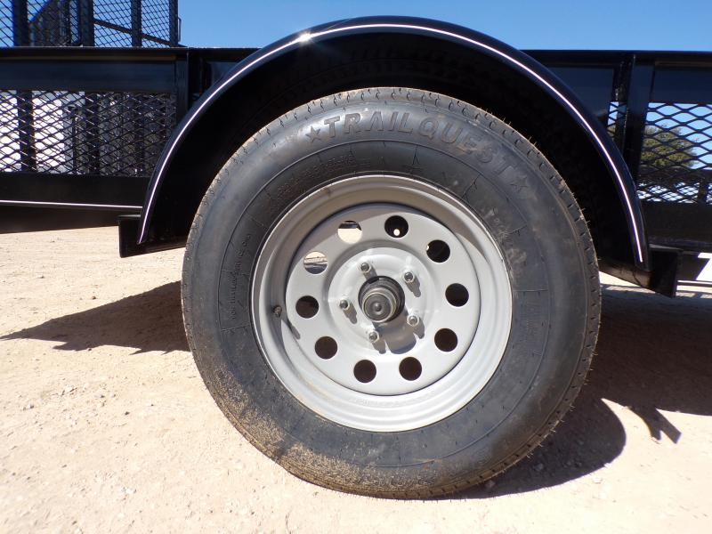 2020 TexLine 77 x 12 Utility Trailer